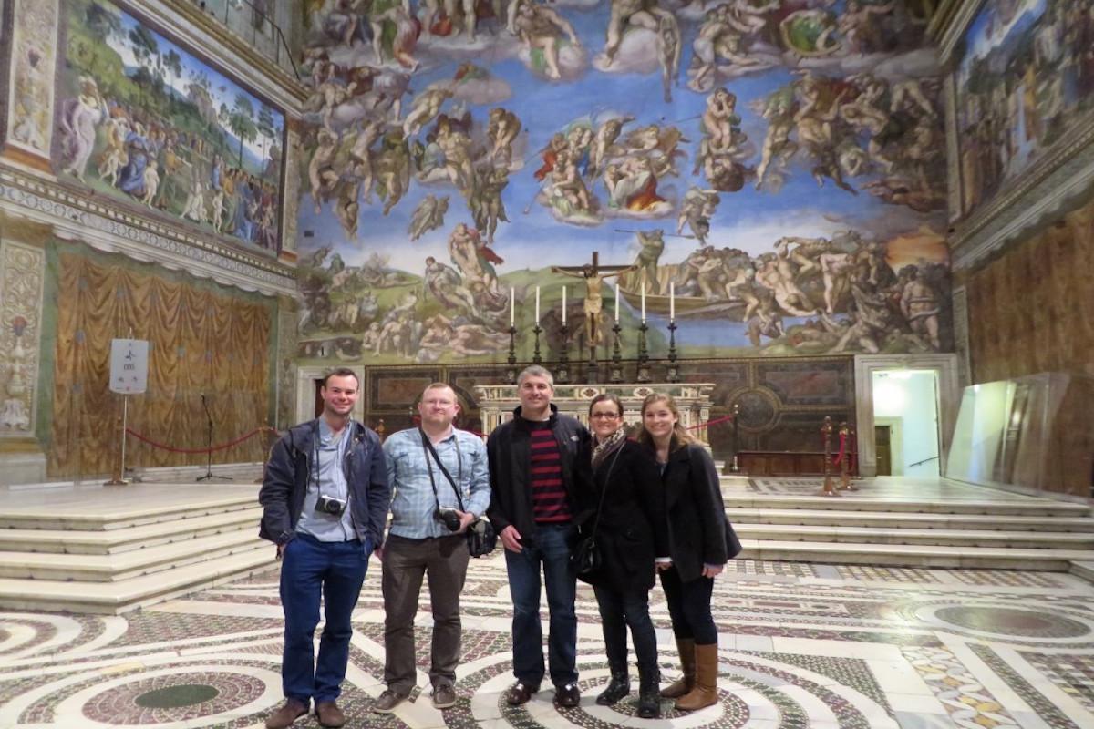 private sistine chapel tour rome livtours