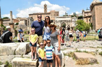 colosseum tour for kids