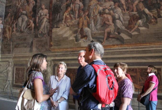 morning vatican tour