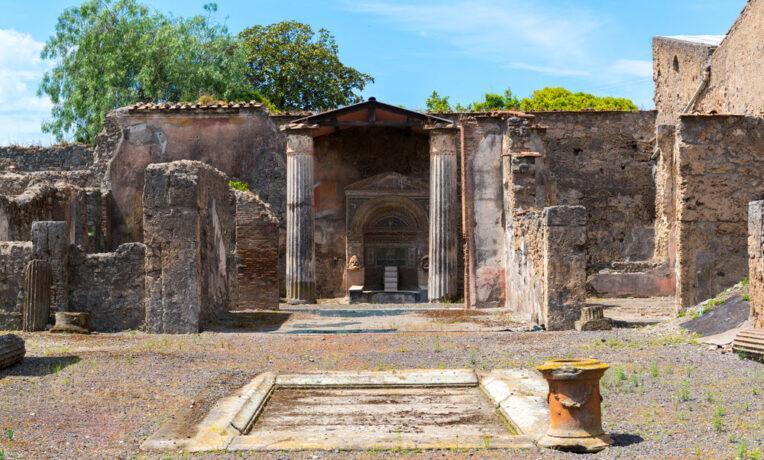private pompeii tour