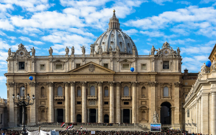 st peter's basilica skip the line