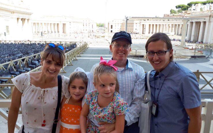 vatican tour for kids