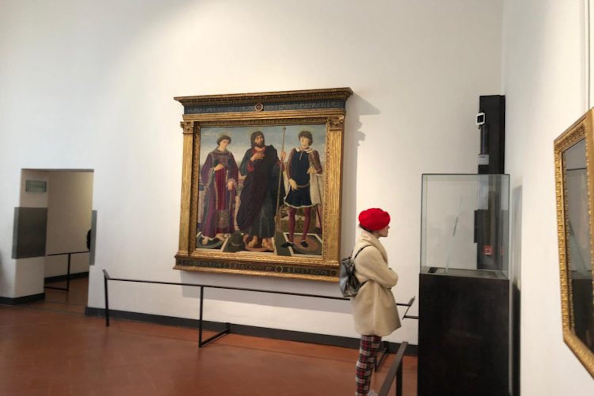 best uffizi gallery tour florence