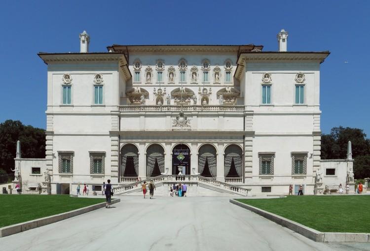 borghese gallery tour rome