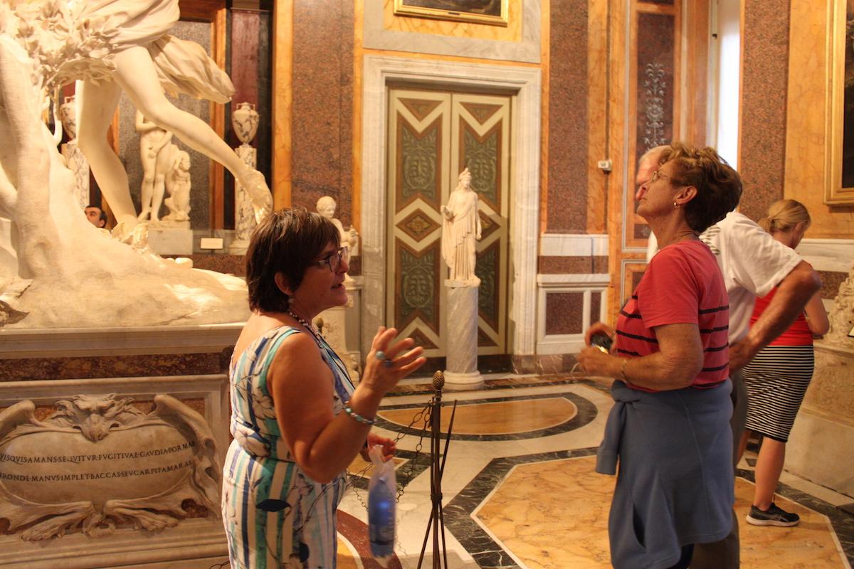 private borghese gallery tour rome