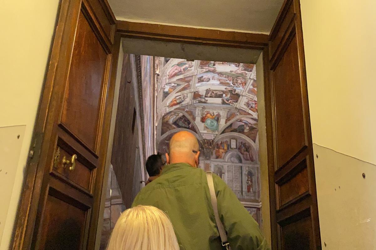best sistine chapel tour