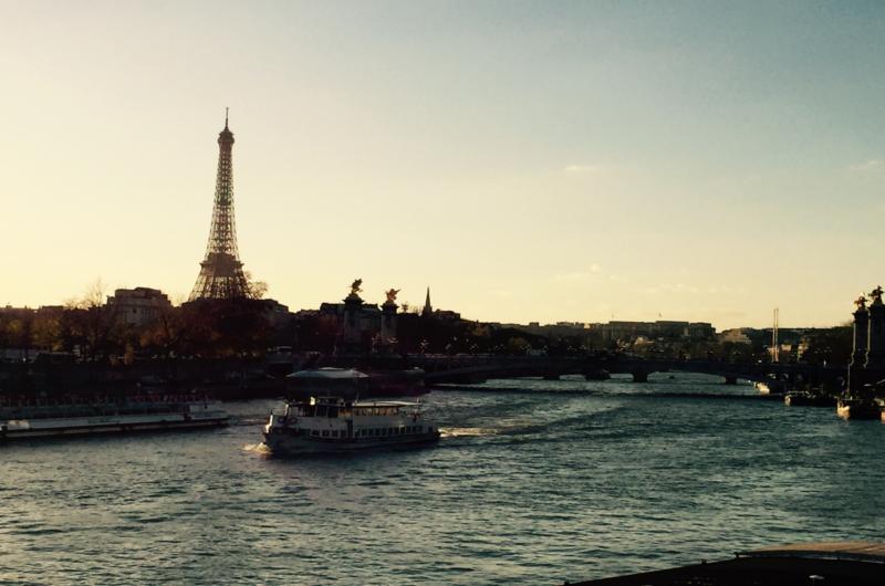 half day paris tour