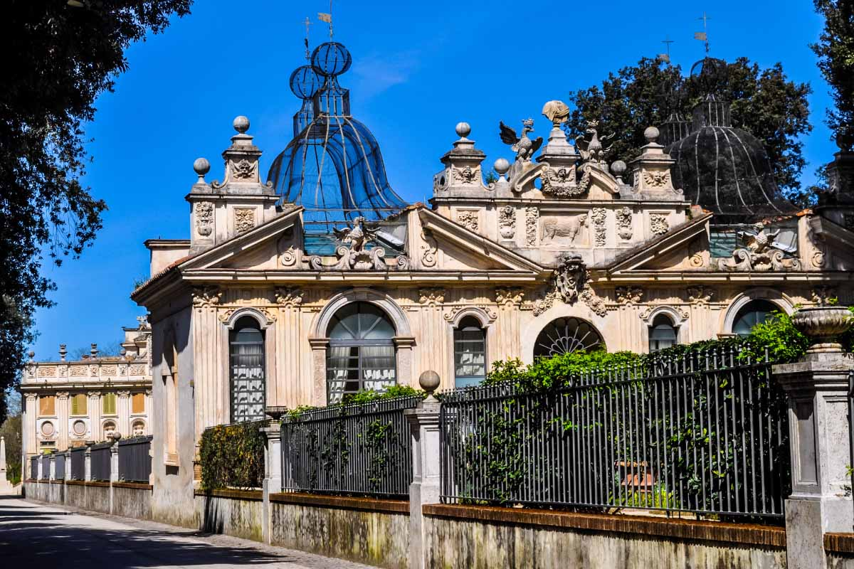 Boroque art tour rome
