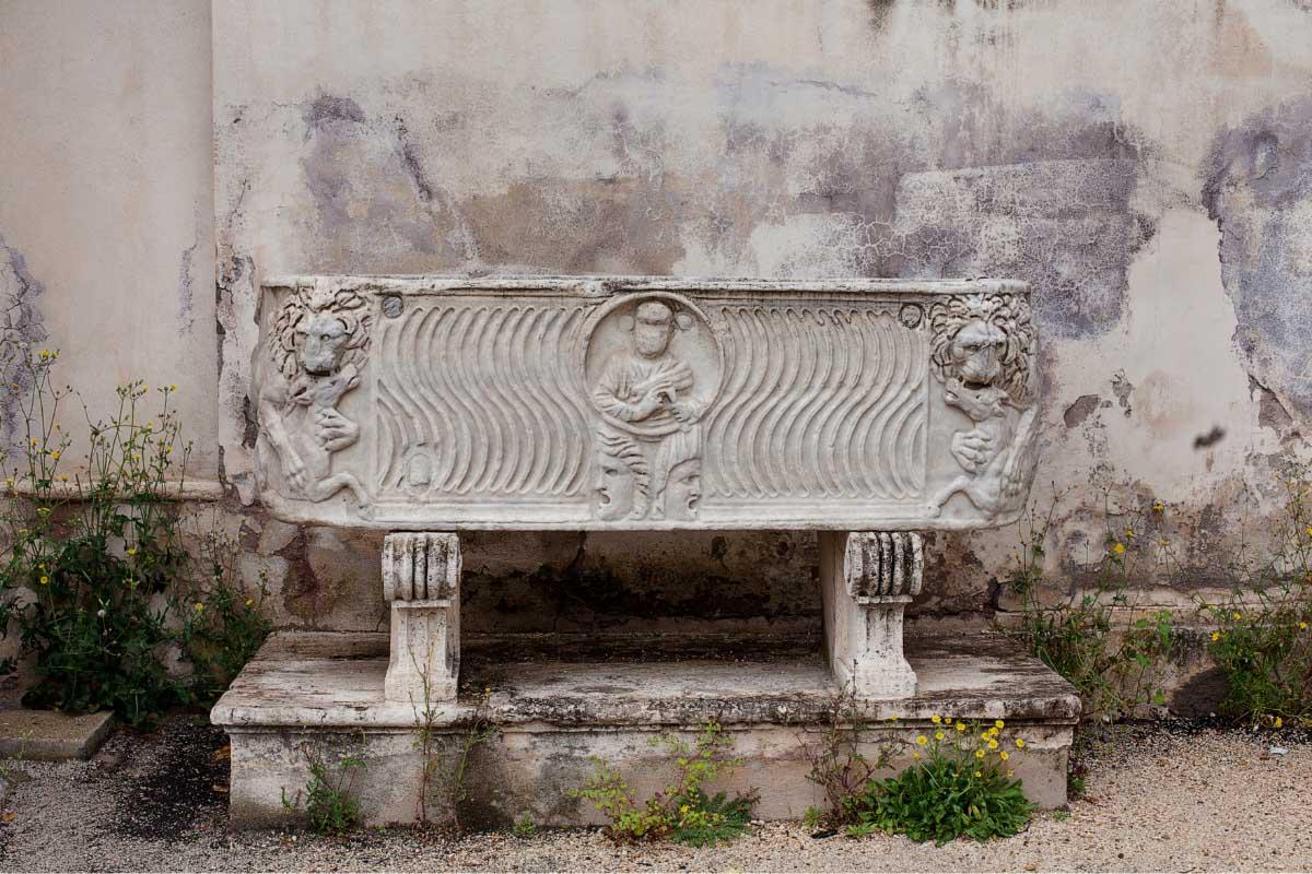 Ancient art tour rome