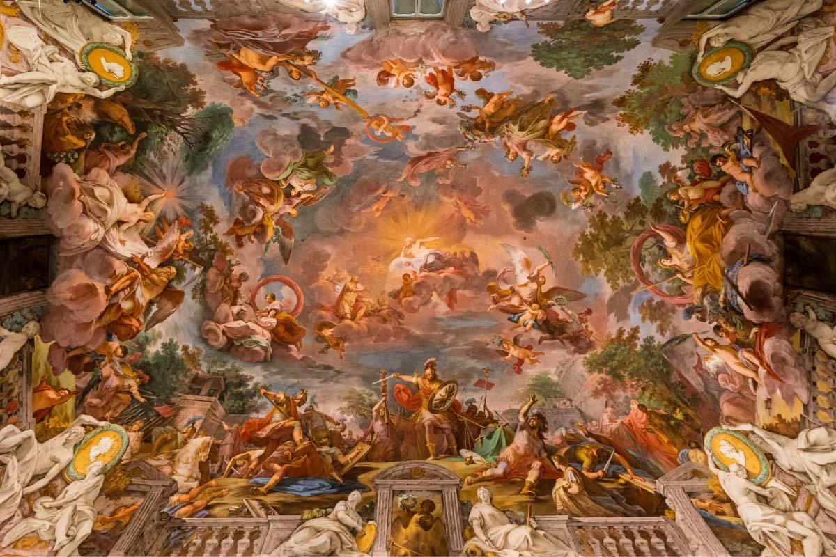 Best art gallery rome LivTours