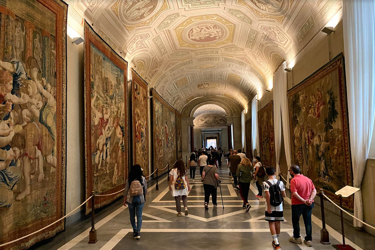 morning vatican tour rome