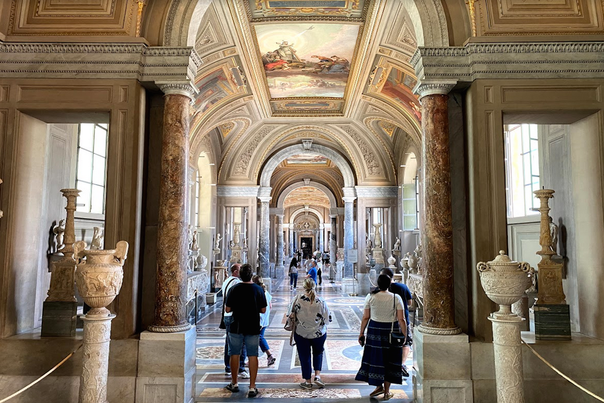 vatican guided tour rome