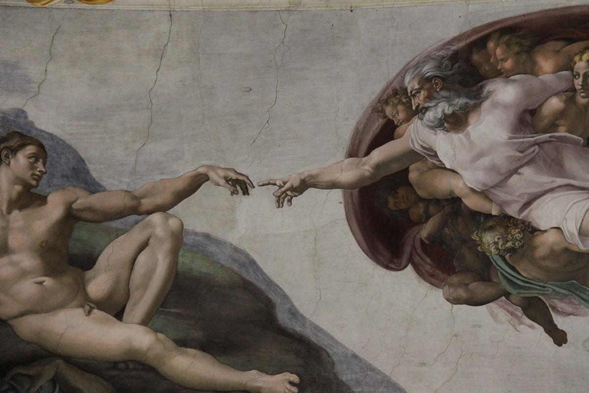 Michelangelo sistine chapel tour