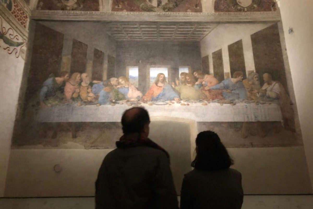 milan last supper tour livtours