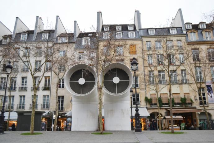 pompidou tour