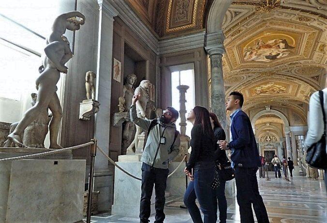 vatican morning tour
