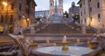 sunset walking tour of rome