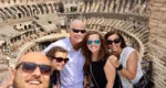 private tour of rome