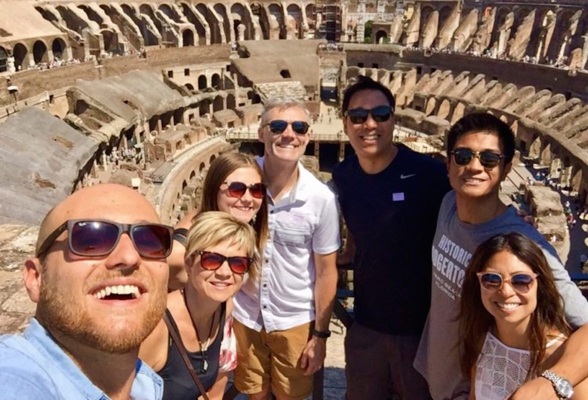 colosseum gladiator gate livtours