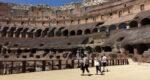 colosseum gladiator gate rome