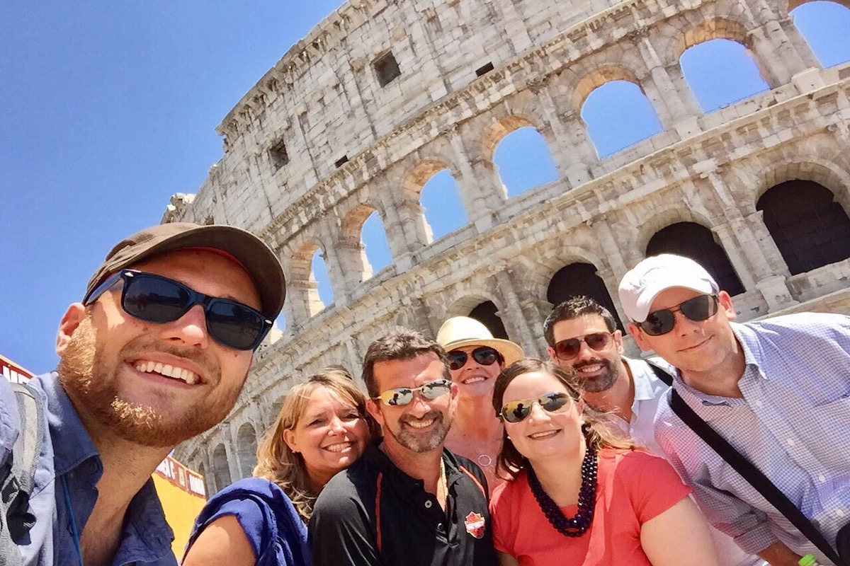 best private tour rome
