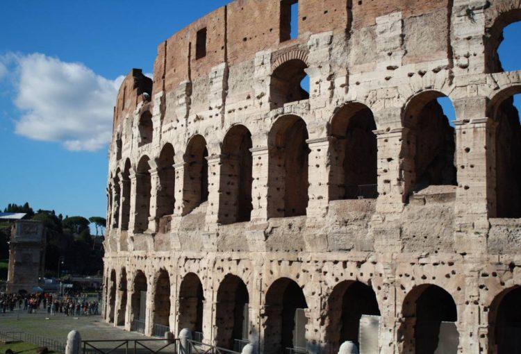 best colosseum gladiator gate