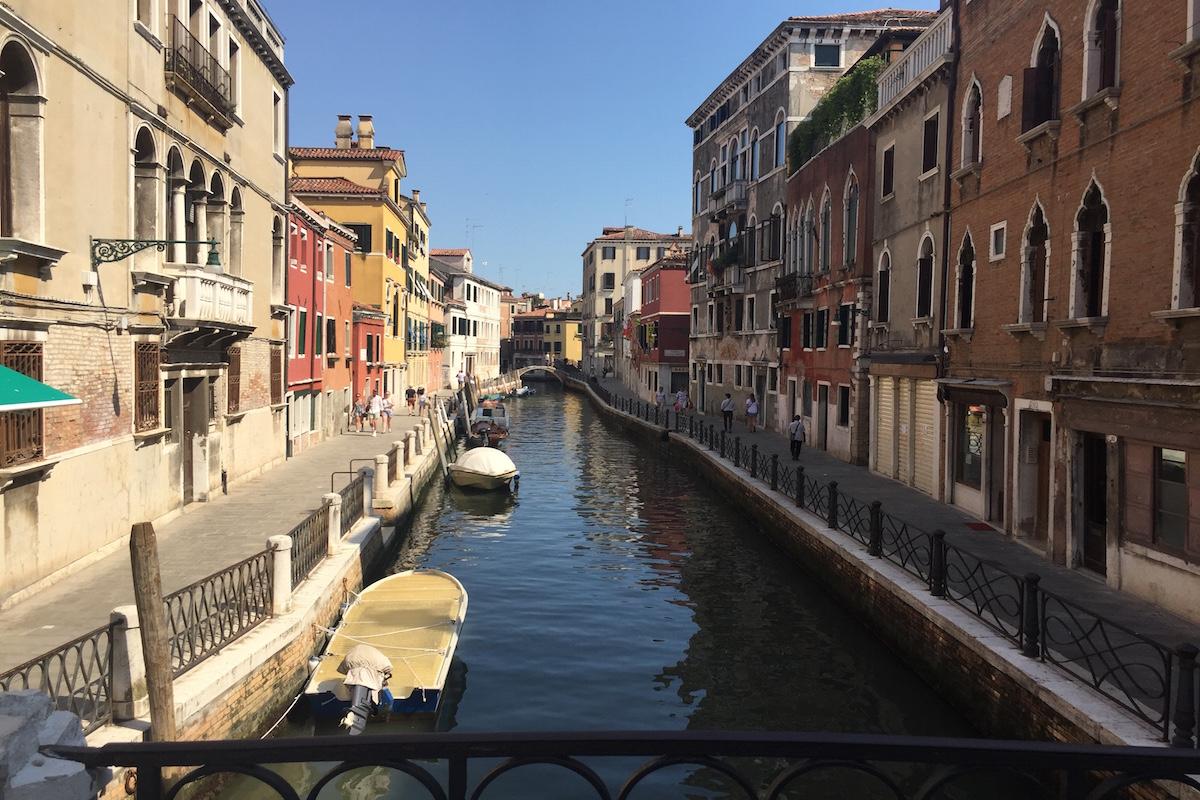 best gondola ride venice