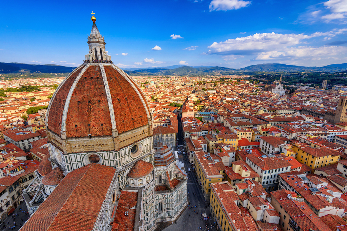 best private walking tour florence livtours