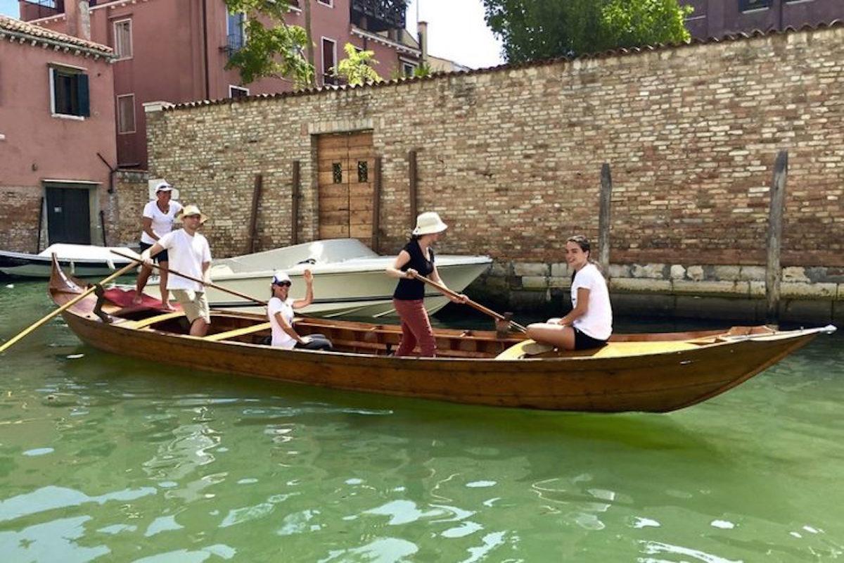 best rowing in venice