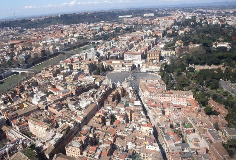 best helicopter tour around rome