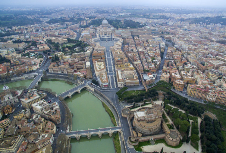 best helicopter tour rome