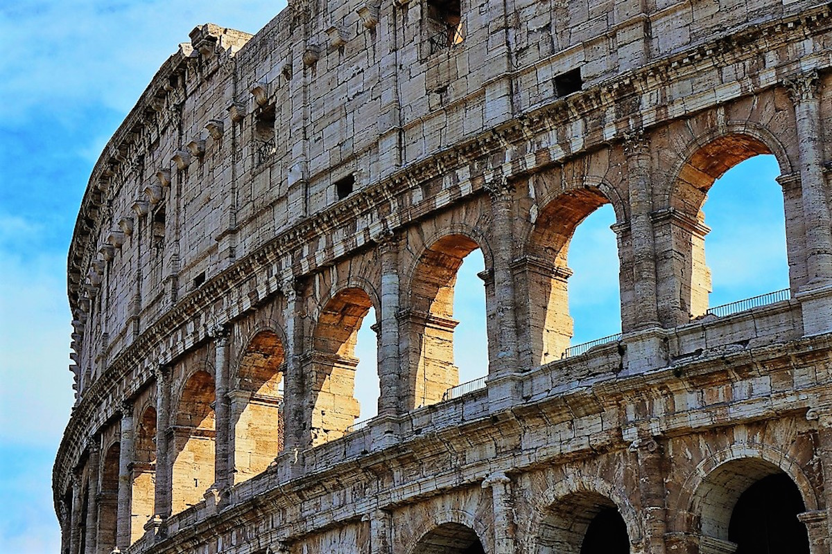 colosseum tour with underground rome