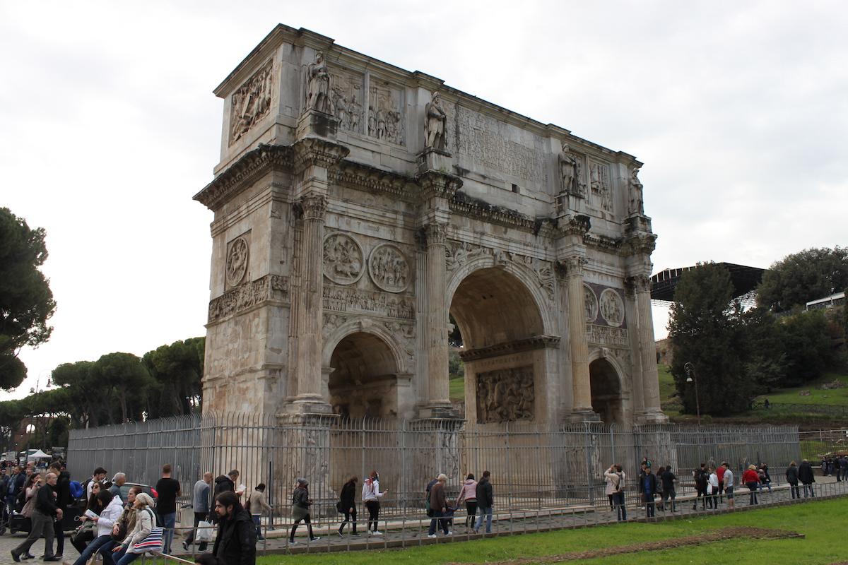 rome colosseum vr tour