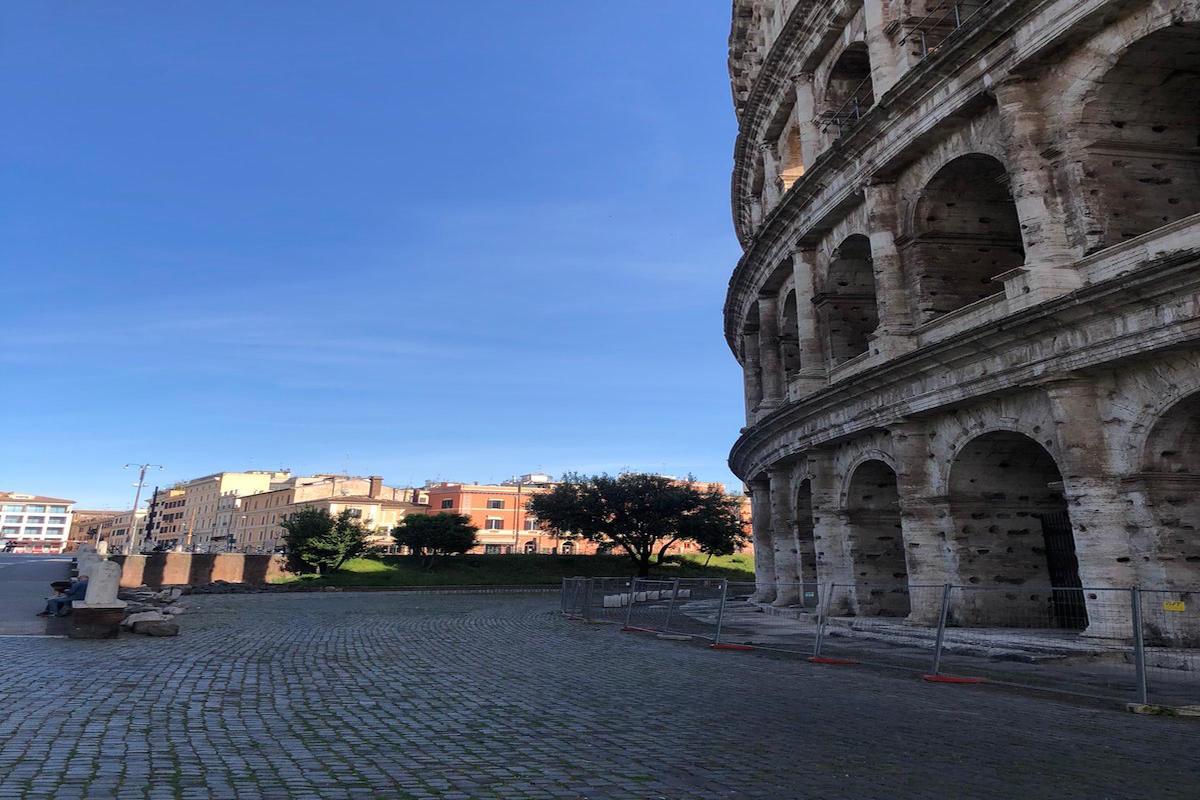 best top level colosseum tour rome