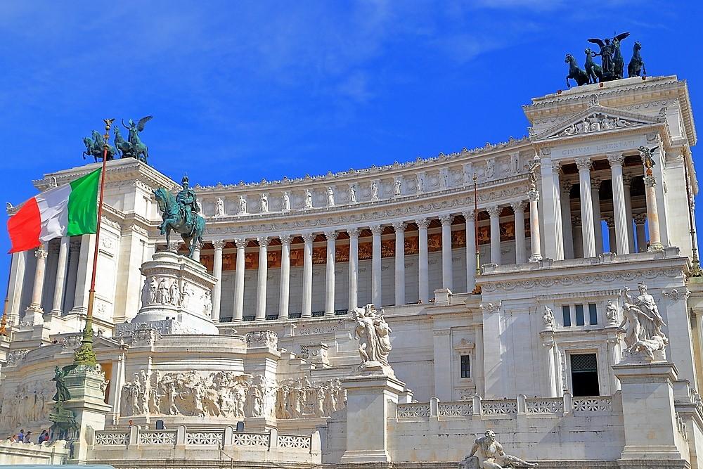 rome golf cart tour
