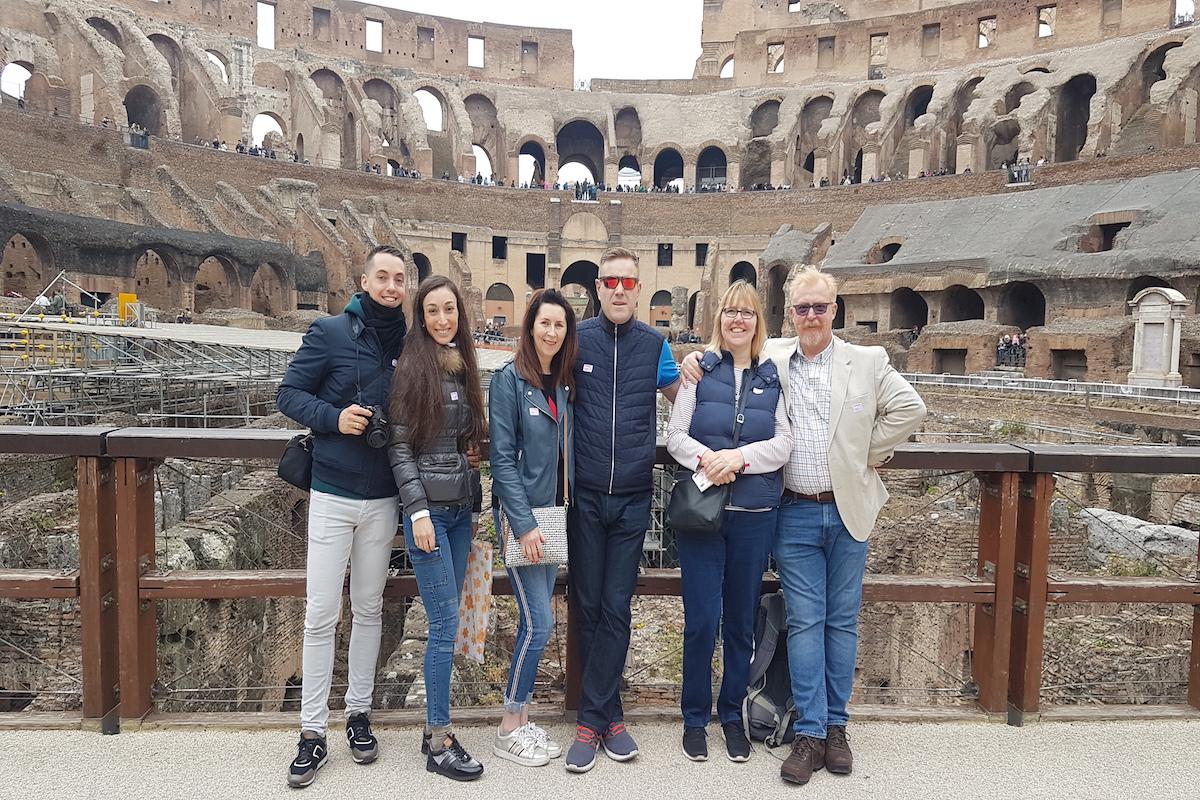 colosseum vr tour rome