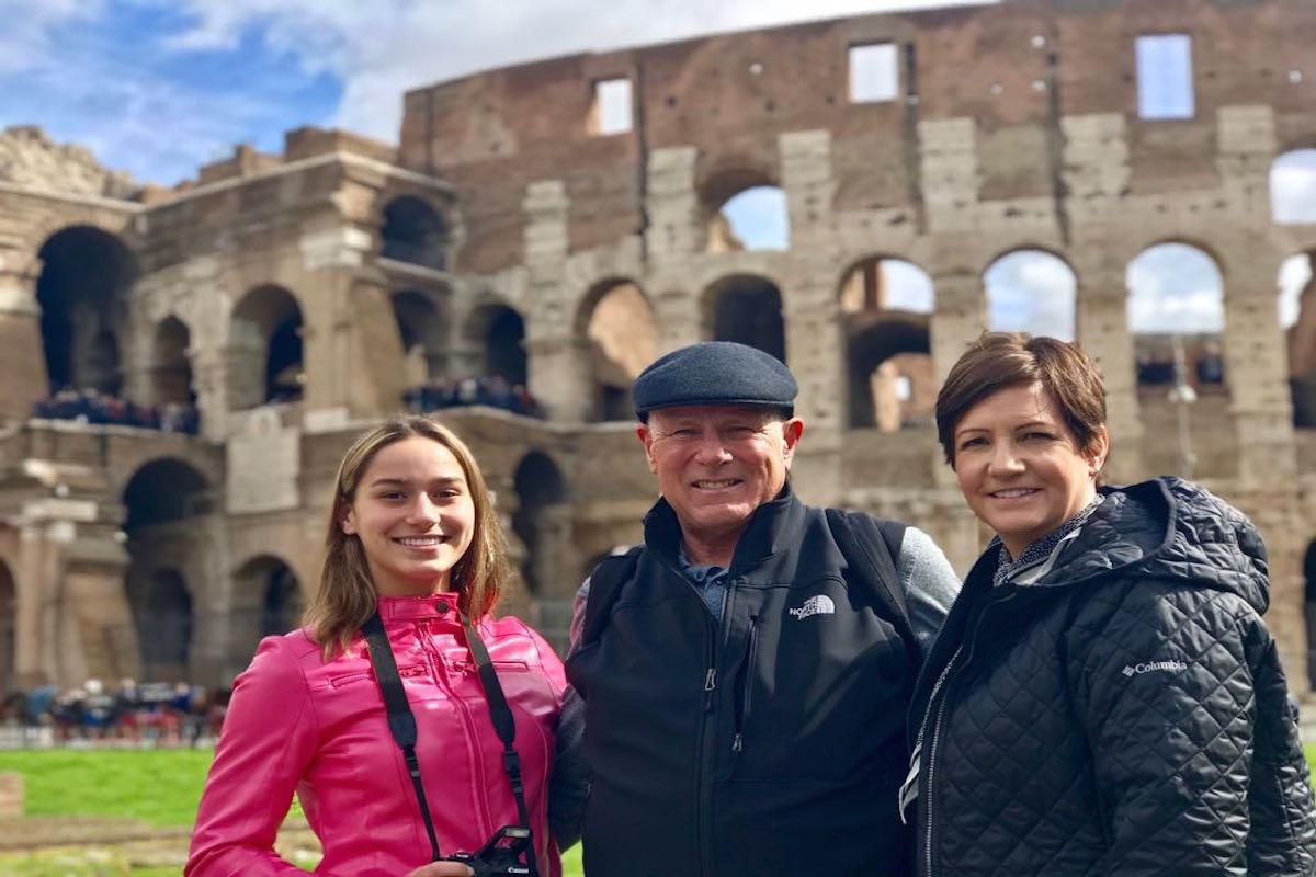 private colosseum tour rome