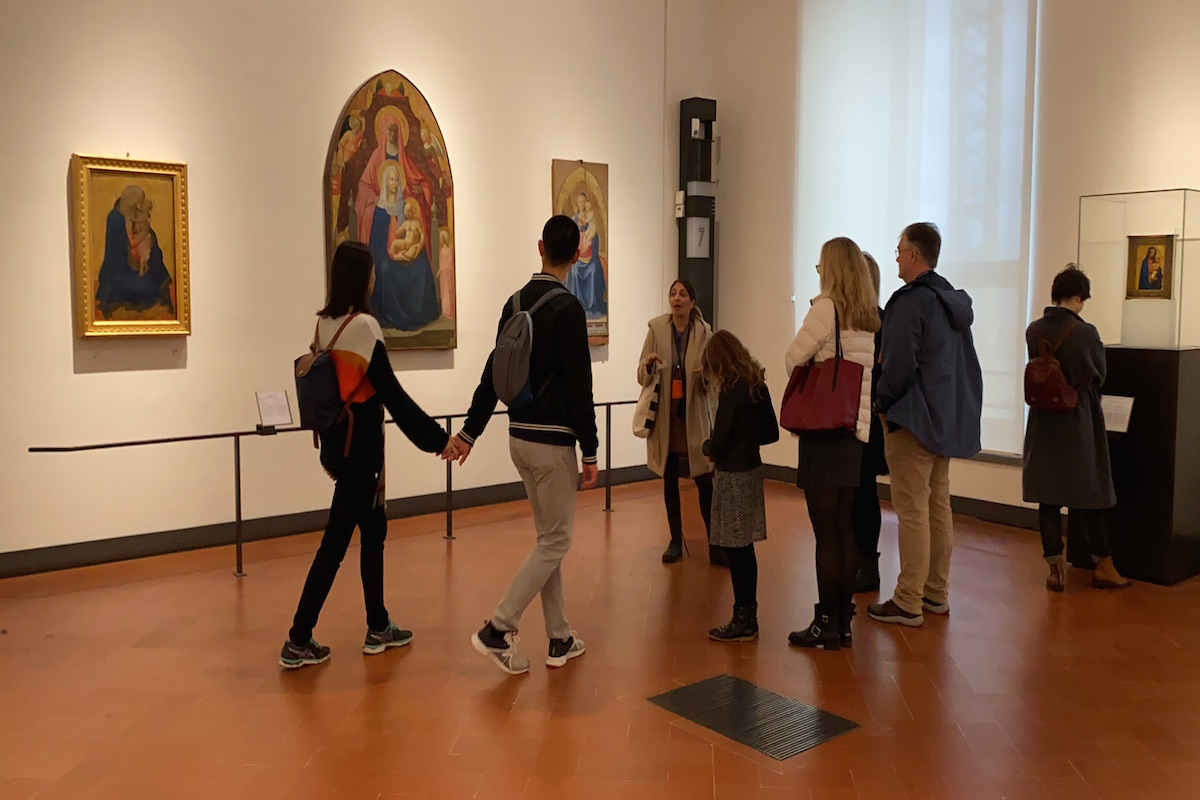 best uffizi tour