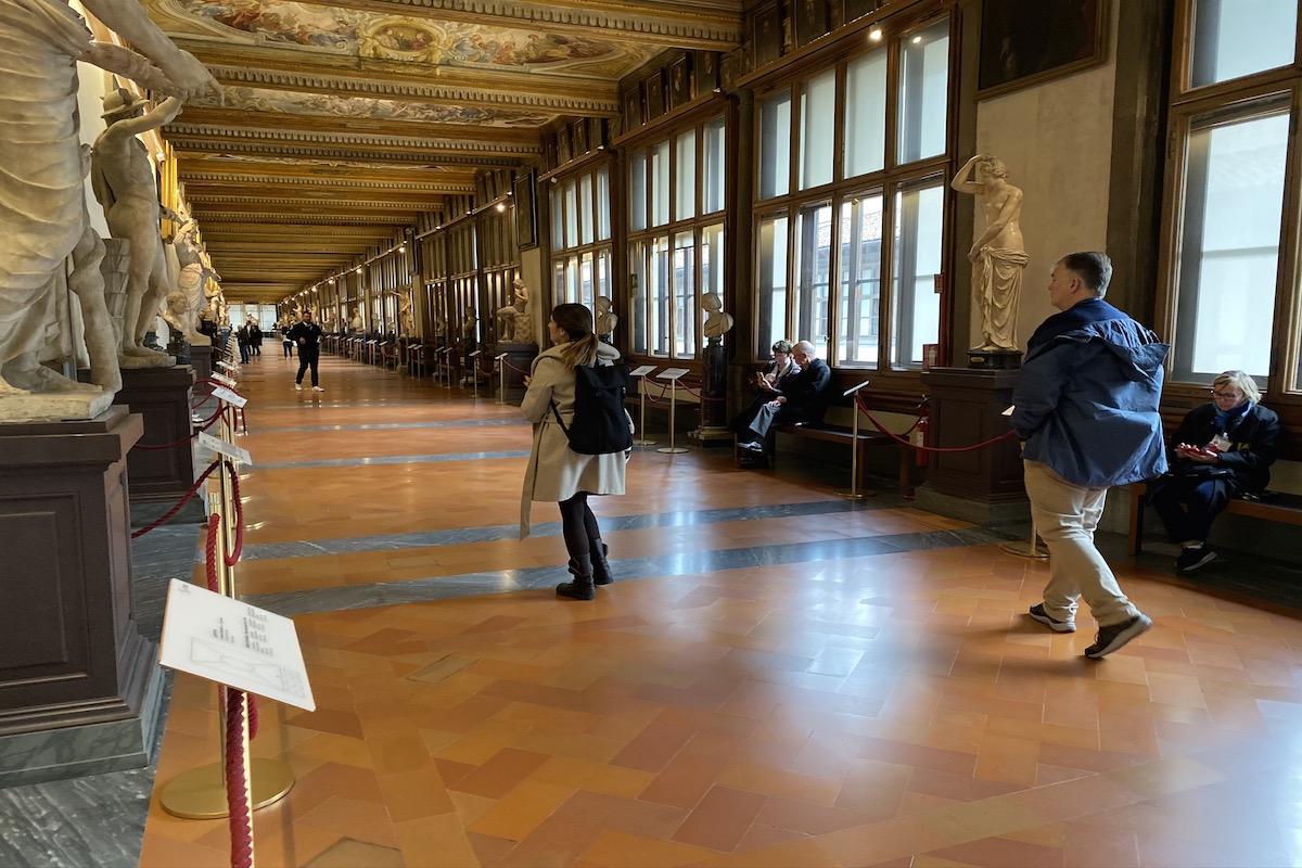 uffizi tour florence livtours