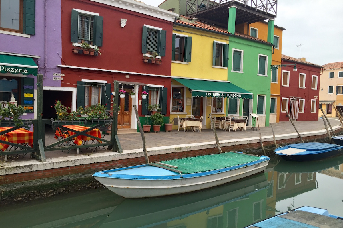 murano glass tour