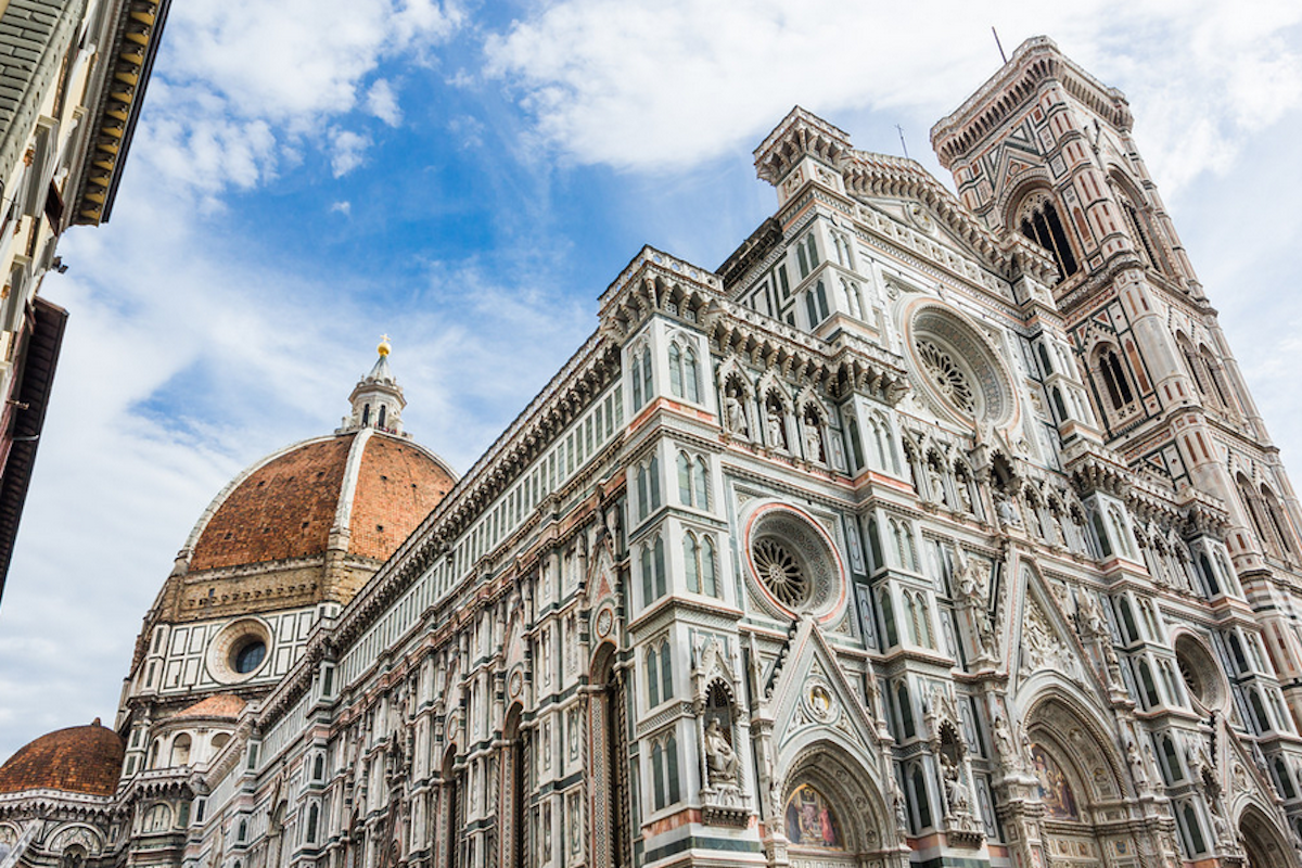 florence walking tour livtours