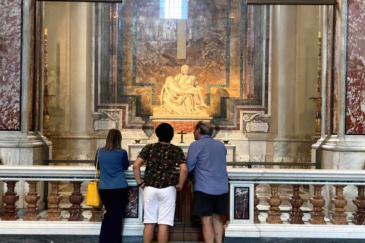 st peter's basilica skip the line livtours