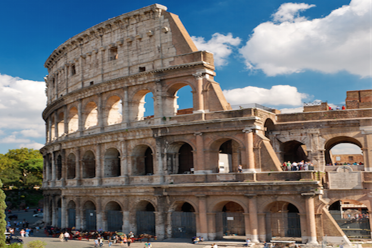 best colosseum tour with underground rome livtours