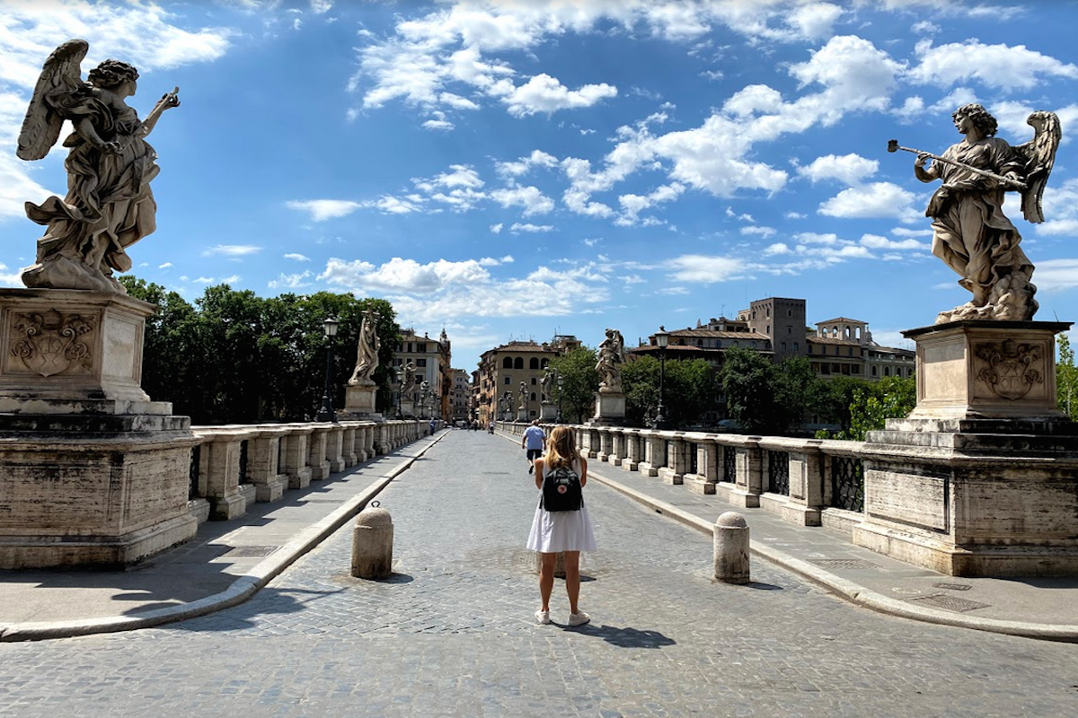 private morning tour of rome