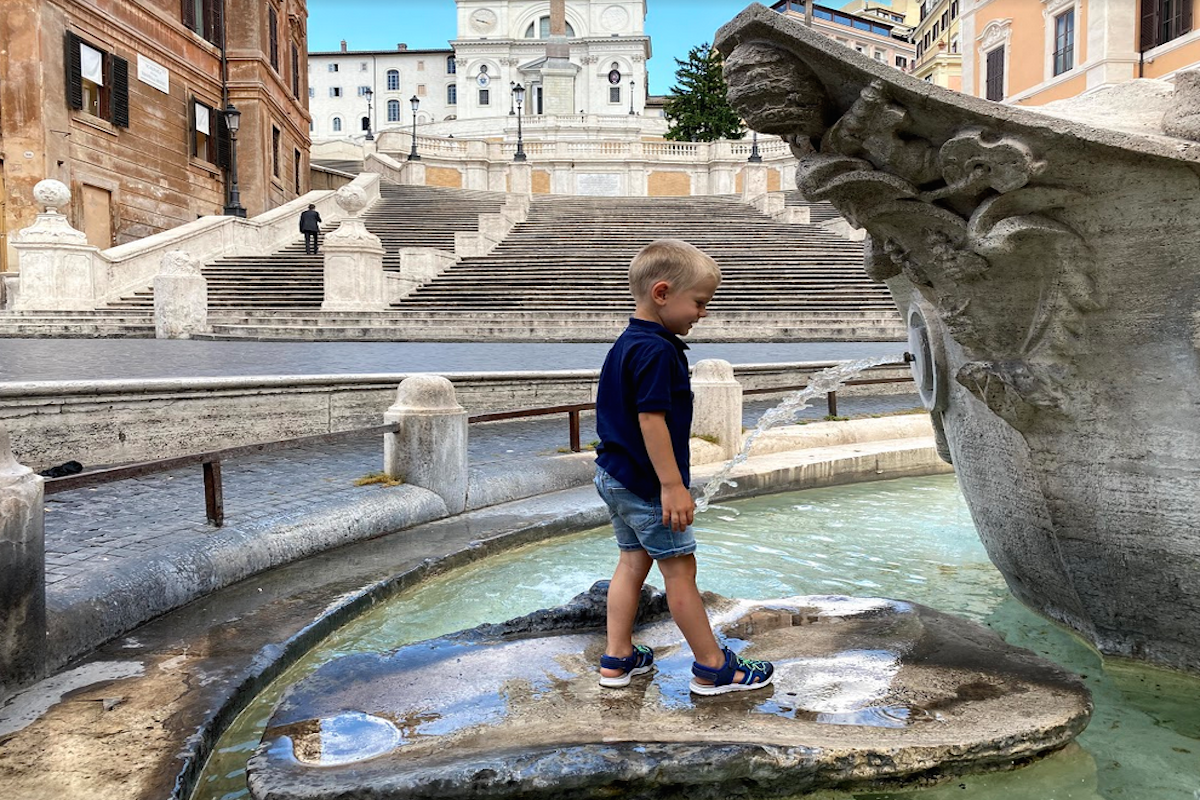 best private morning tour of rome