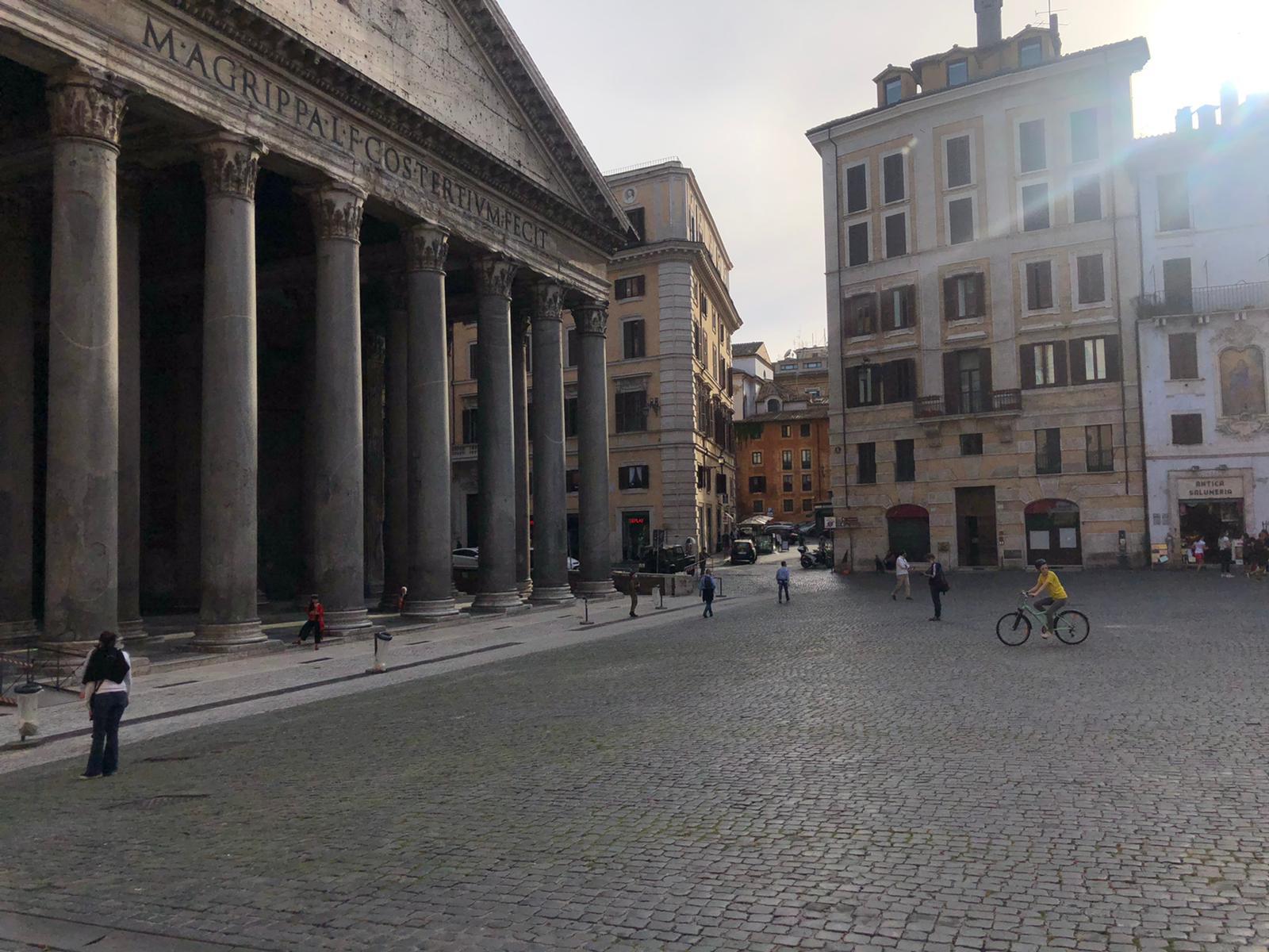 vespa rome tour