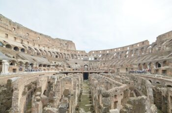 colosseum gladiator gate