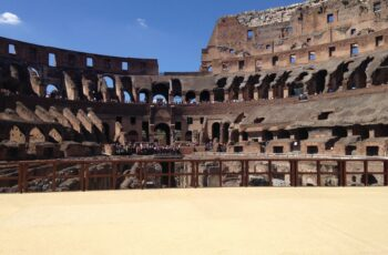 colosseum tour with underground