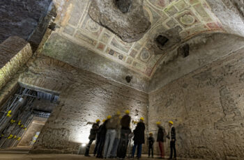 domus aurea virtual reality tour