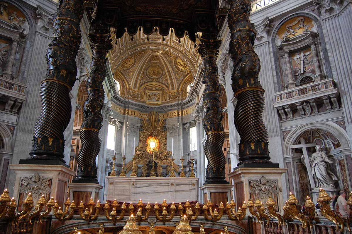Bernini and St Peters tour
